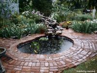 DIY-backyard pond | backyard | Pinterest