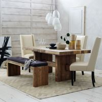 Emmerson Reclaimed Wood Dining Table