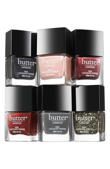 butter LONDON 'Steampunk Ball' Nail Lacquer Collection (Limited Edition) ($60 Value) | Nordstrom