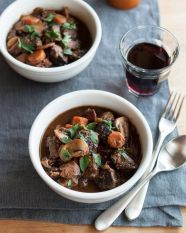 Recipe: Slow-Cooked Boeuf Bourguignon — Recipes from The Kitchn
