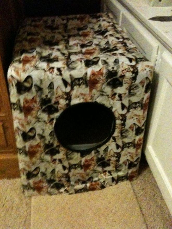 Diy litter box cover things to make pinterest