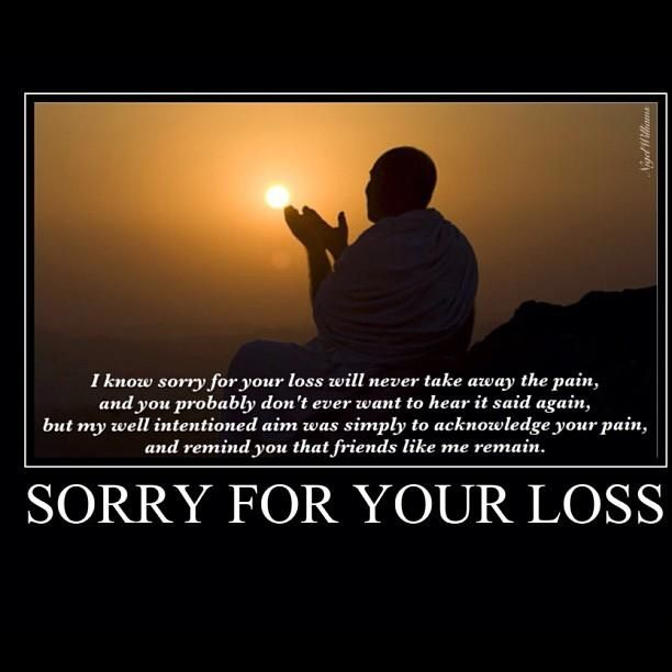 Saying Goodbye Loved One Quotes