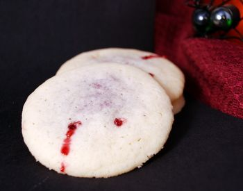 Vampire cookies are fun anytime, right?