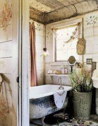 Country Style Bathroom | Decor ideas | Pinterest