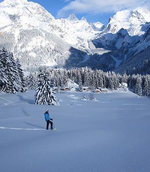 Un environnement préservé pour les randonnées