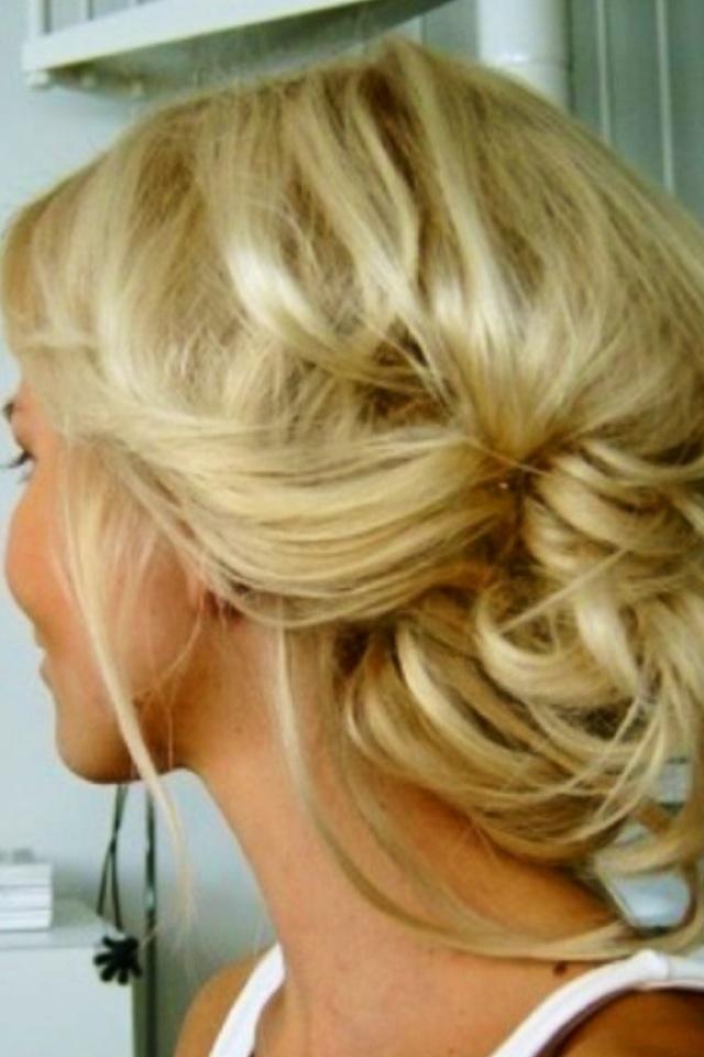 Wedding Hair inspo // loose up do