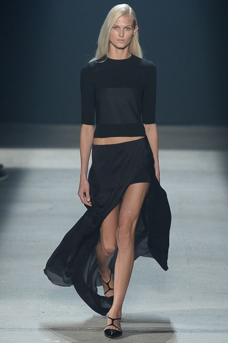 Narciso Rodriguez Spring 2014 _