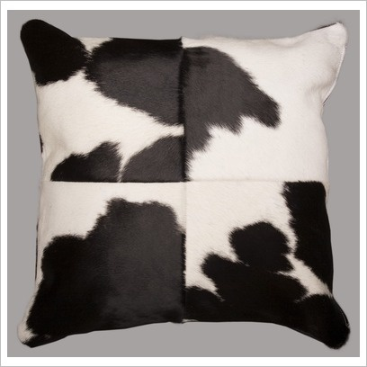 Cowhide Cushion NSW Leather