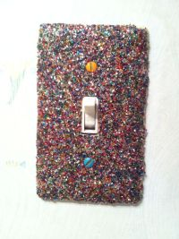 DIY light switch cover | 8th Grade Art | Pinterest