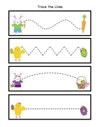 Preschool Printables: Easter $$$$ 1.20