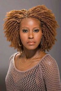 Short marley braid Afro   Styles to try   Pinterest
