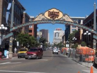 Gas Lamp District San Diego, CA | America-I want to see it ...