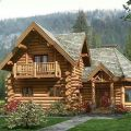 Log cabin in the woods bing images house pinterest