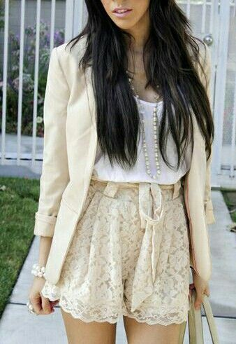 Classy Vintage Outfit