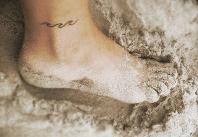 Ankle Tattoos For Girls