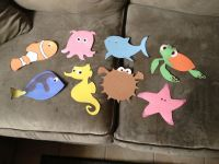 Finding Nemo door decs.