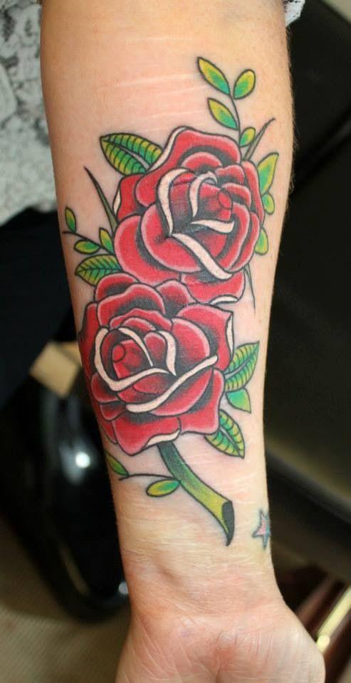 lower arm tattoo tattoos