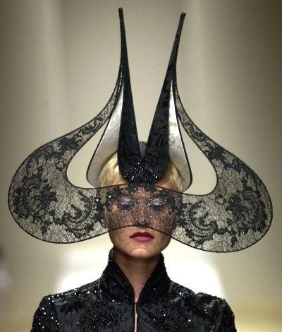 Image detail for -Couture Hats, Hats, Phillip Treacy, Phillip Treacy Hats