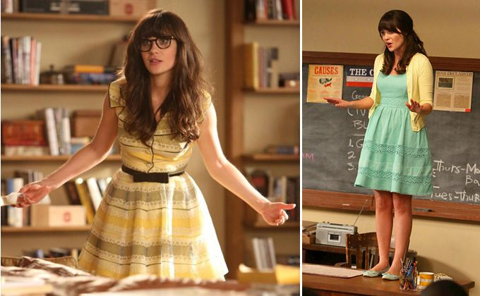 How to Dress Like Jessica Day from Fox's New Girl