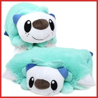 Pokemon Oshawott Pillow Pet Plush Cushion / Transforming ...