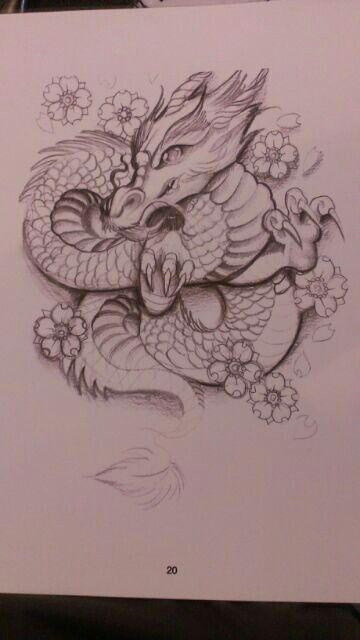 dragon tattoo. . tattoos