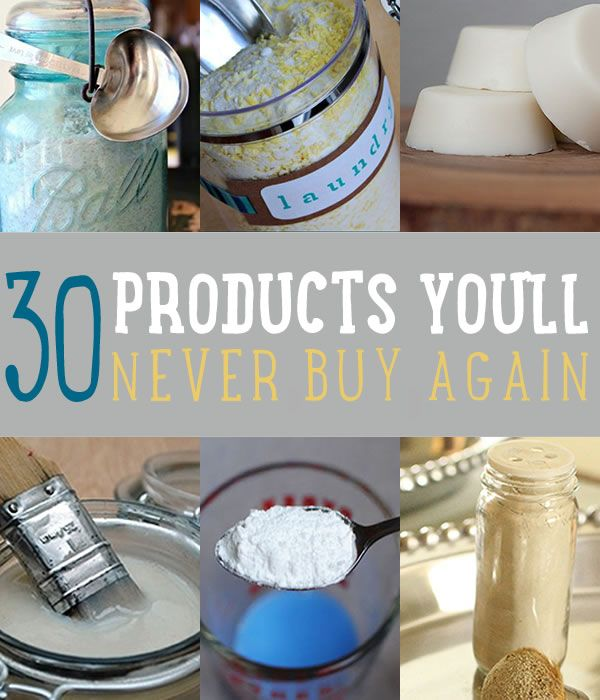 30 Products You'll Never Buy Again | Here are some amazing cleaning hacks you should try out. #DiyReady www.diyready.com