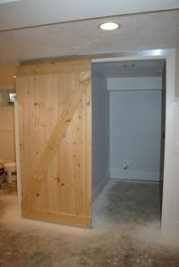 Sliding Barn Doors: How To Make Sliding Barn Door