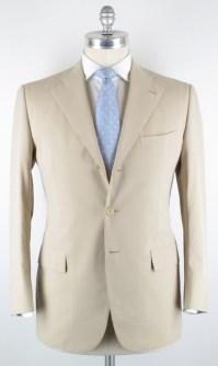 Tan suit, white shirt, light blue tie | Groom Suit | Pinterest