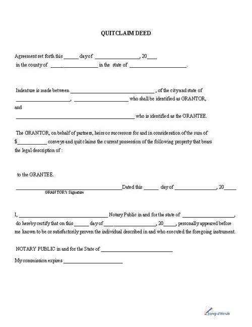 Contract For Deed In Florida Normal Resume Format Download In Ms
