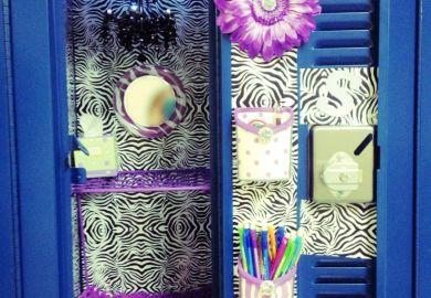 Girls Locker Ideas On Pinterest Locker Ideas