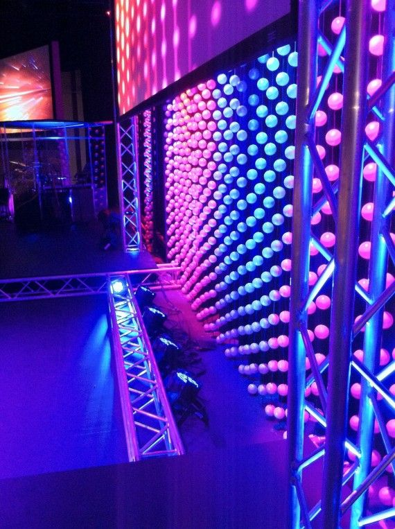 We'll Have a Ball   Church Stage Design Ideas