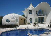 The Shell House. Isla Mujeres. | La Vida de Isla | Pinterest