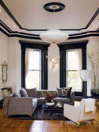 Design Trend: Black Window Trim