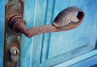 Door Knobs On Door