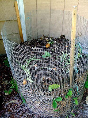 per ottenere un compost ideale per la concimazione di orti e giardini è necessario attendere 3 o 4 mesi.