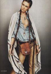 native american braids
