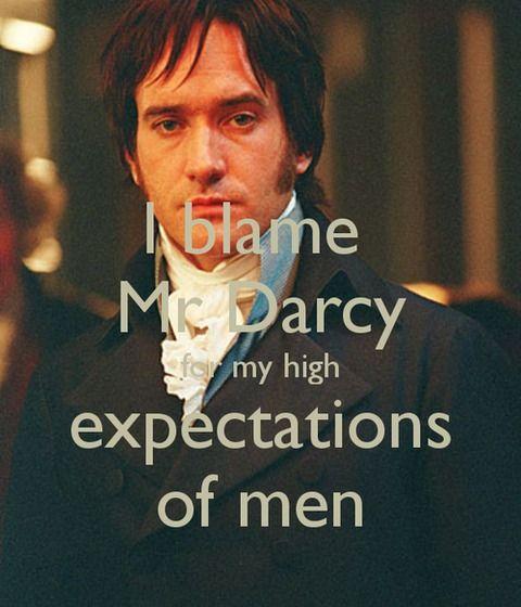 Darcy, Darcy, Darcy...