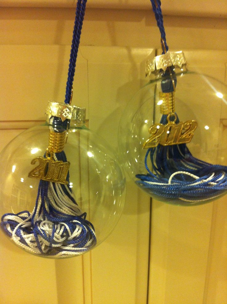 A way to protect and display tassels!