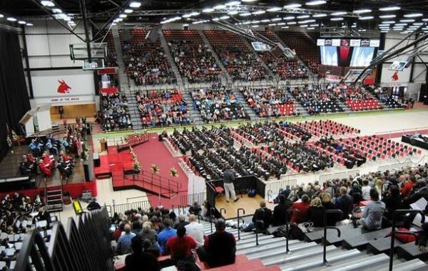 University of Central Missouri Commencements 2013