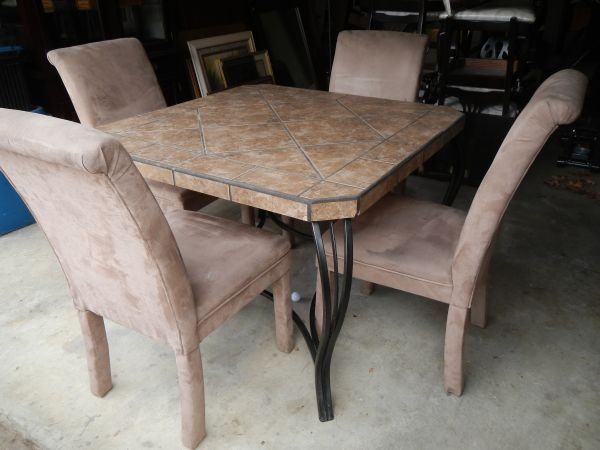 Dining Table Furniture Craigslist Dining Table And Chairs