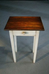 Small End Table with Drawer | New Ideas for Old Junk ...