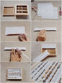 DIY stud earring holder | Someday I will be crafty ...