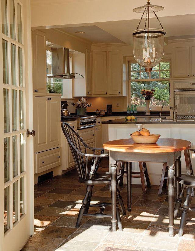 Home Decorating Ideas Really Like Slate Floors