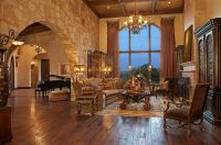 Tuscan style... | Living Rooms | Pinterest