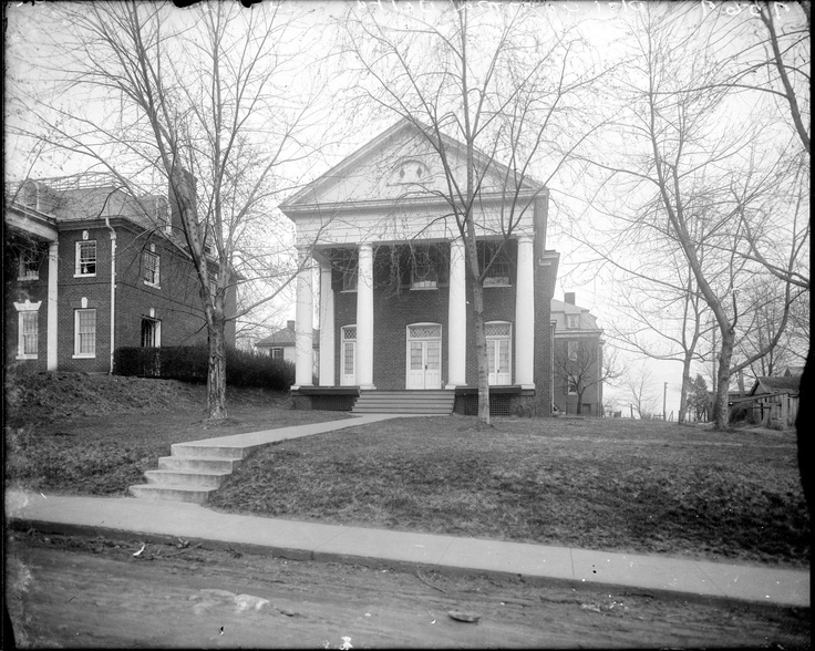 Phi Gamma Delta House University of Virginia-Fraternity from Negatives from the Charlottesville photographic studio plus an index volume  Holsinger's Studio (Charlottesville, Va.)  1890-1938  Albert and Shirley Small Special Collections Library, University of Virginia.