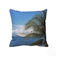 29 Looks Carnival Cruise Line Pillows | youmailr.com
