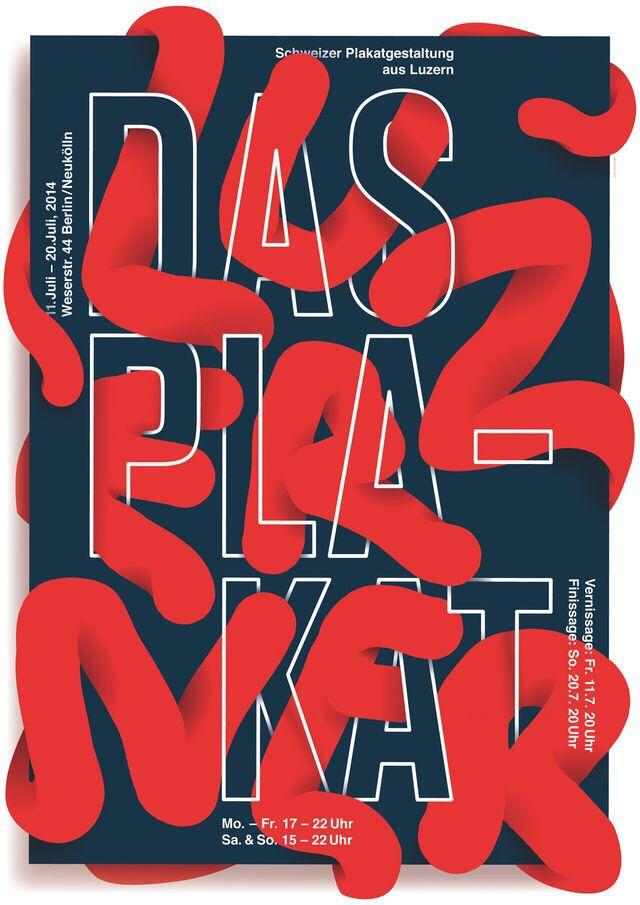 Weltformat im Weserkiez – Das Luzerner Plakat in Berlin