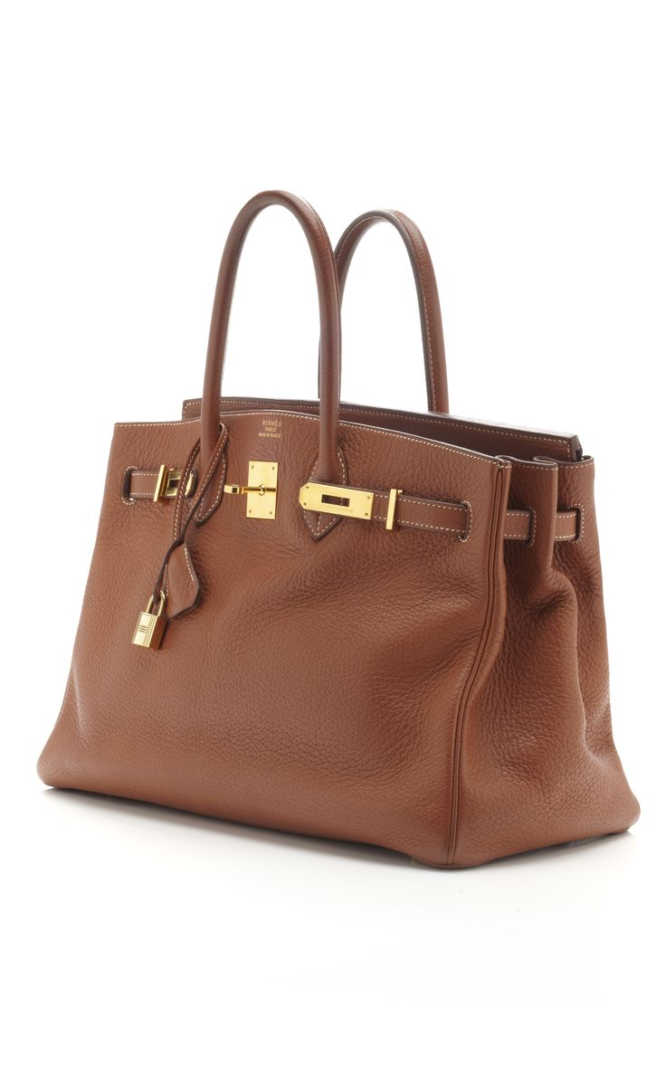 Tätä laukkua jotkut naiset jonottavat vuositolkulla! Hermèsin Birkin-malli.