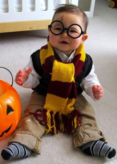 Well at least I'll know what costume to make for my child's first halloween if I have a boy...