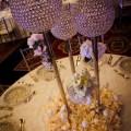 Bling centerpieces bling wedding ideas pinterest